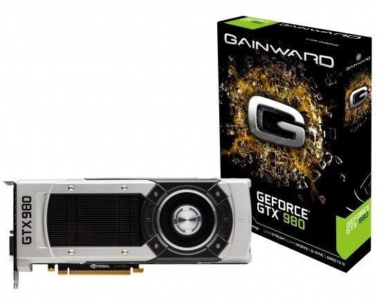 Gainward GTX 980 réf