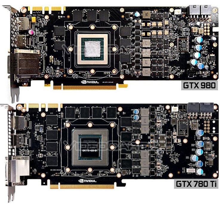 NVidia GTX 980-780Ti