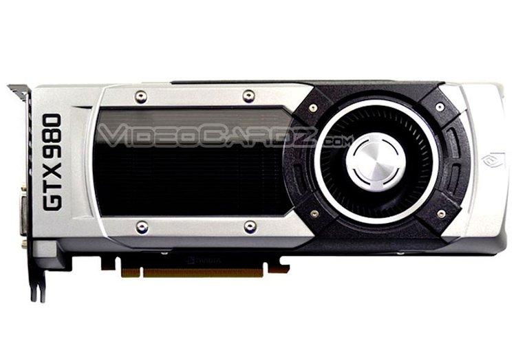 NVidia GTX 980 réf