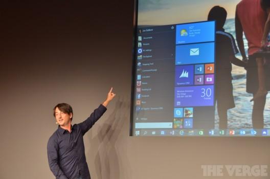 Windows 10 menu démarrer