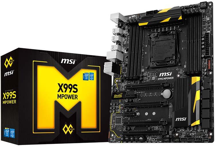 MSI X99S MPower (2)