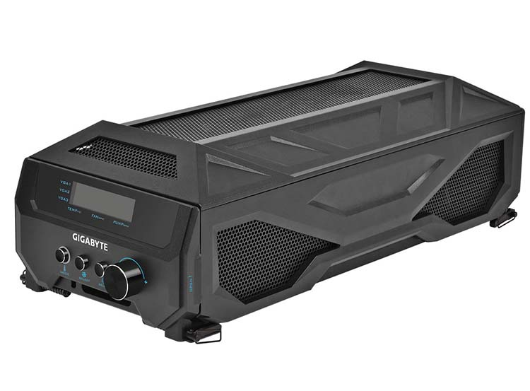 Gigabyte GTX 980 WaterForce Tri-SLI 2