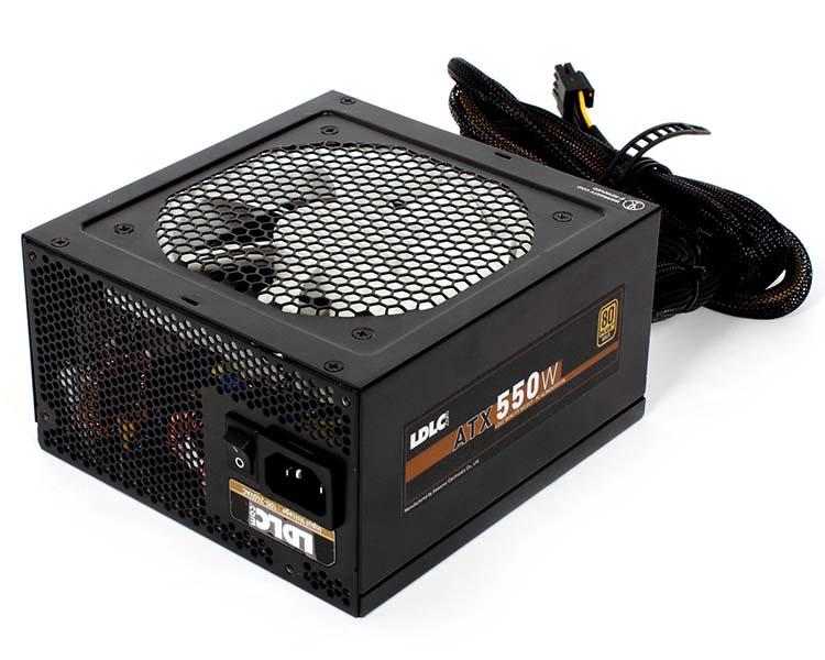 LDLC QS-550+ 80+Gold