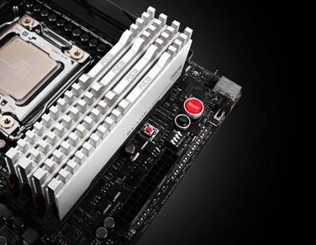 MEG DDR Blade white