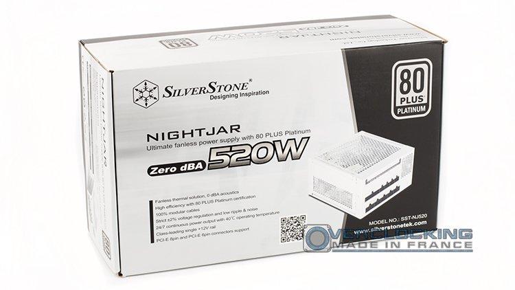 Silverstone NJ520 1
