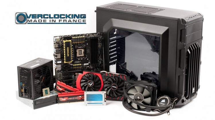 config overclocking made in france