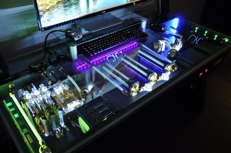 Modding Freddy S Cross Desk By Freddy Overclocking