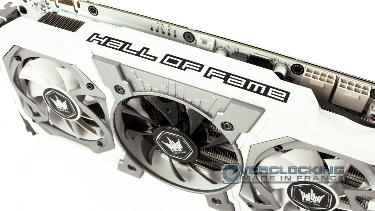 GALAX GTX980 HOF 10