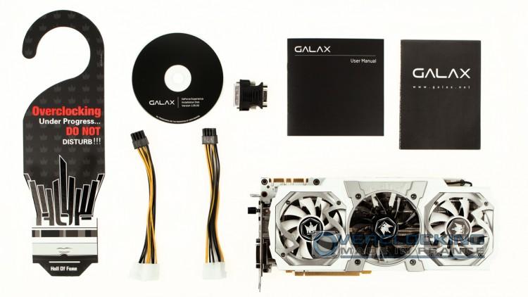 GALAX GTX980 HOF 2
