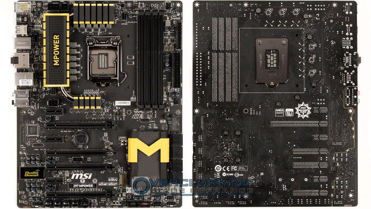 MSI Z97 Mpower 7