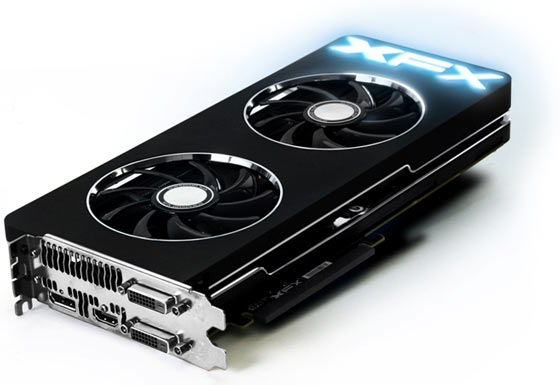XFX R9 290 double dissipation