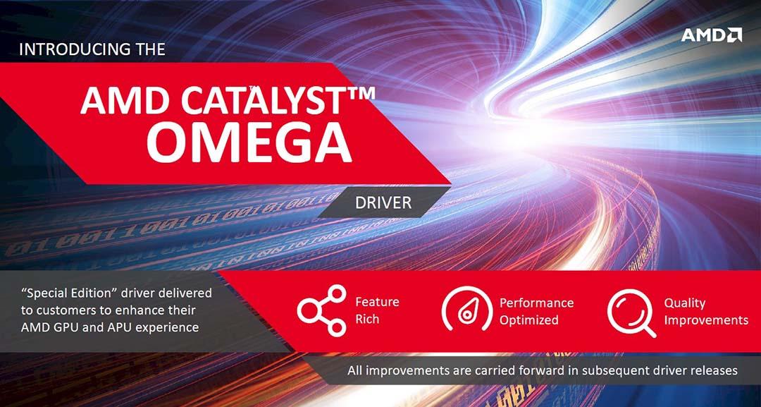 amd catalyst omega 1