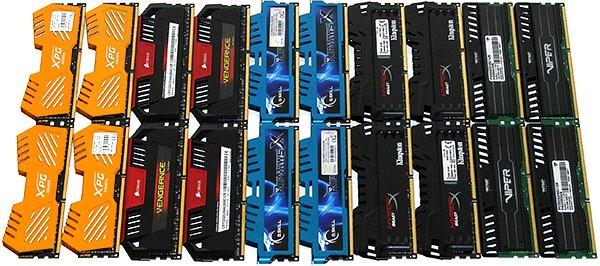 kits mémoire DDR3