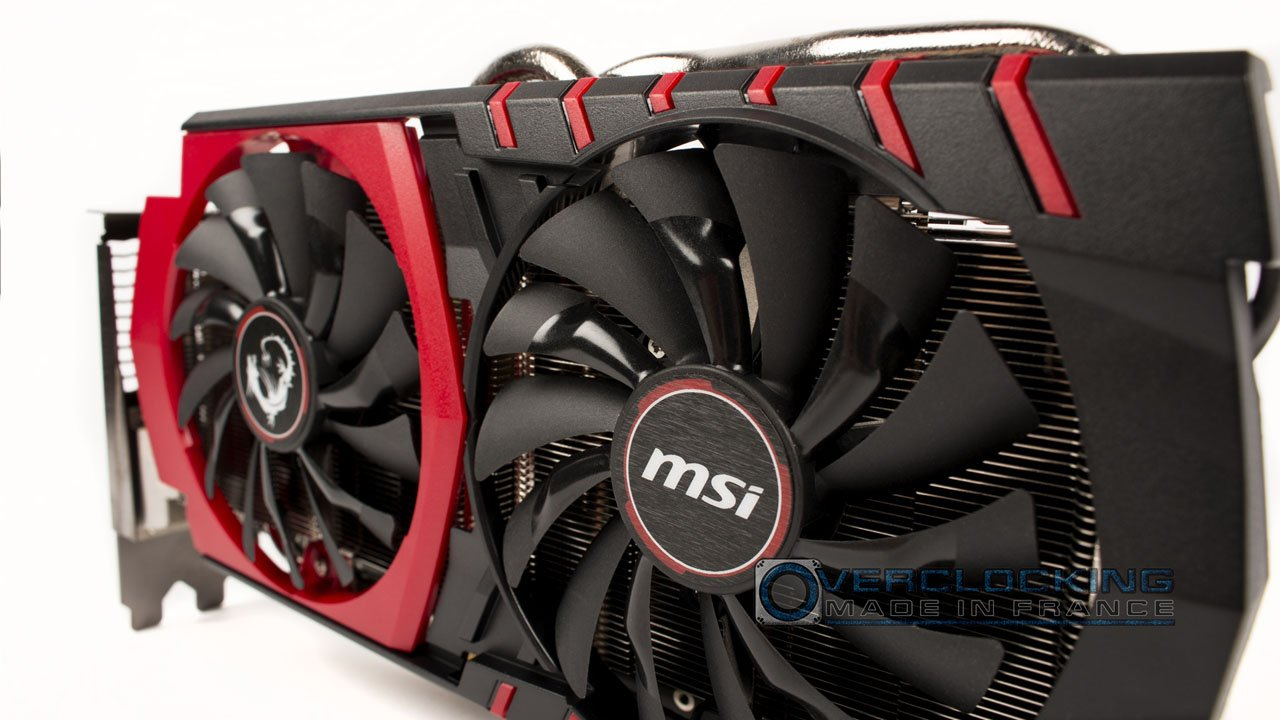 test MSI GTX970 Gaming 10