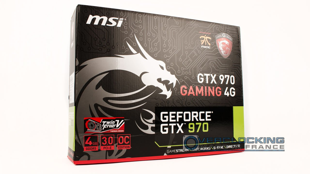 test MSI GTX970 Gaming 2