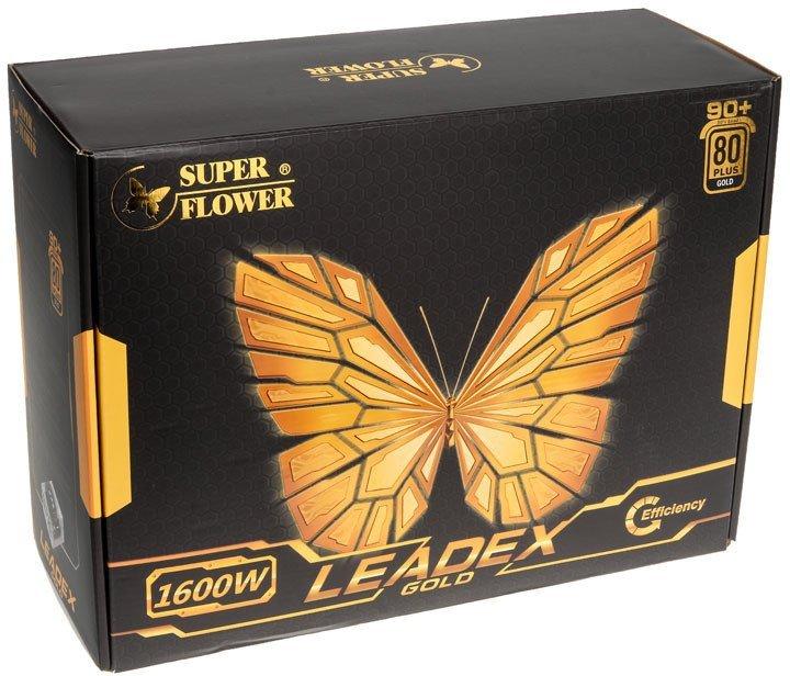 Super Flower 1600W Gold