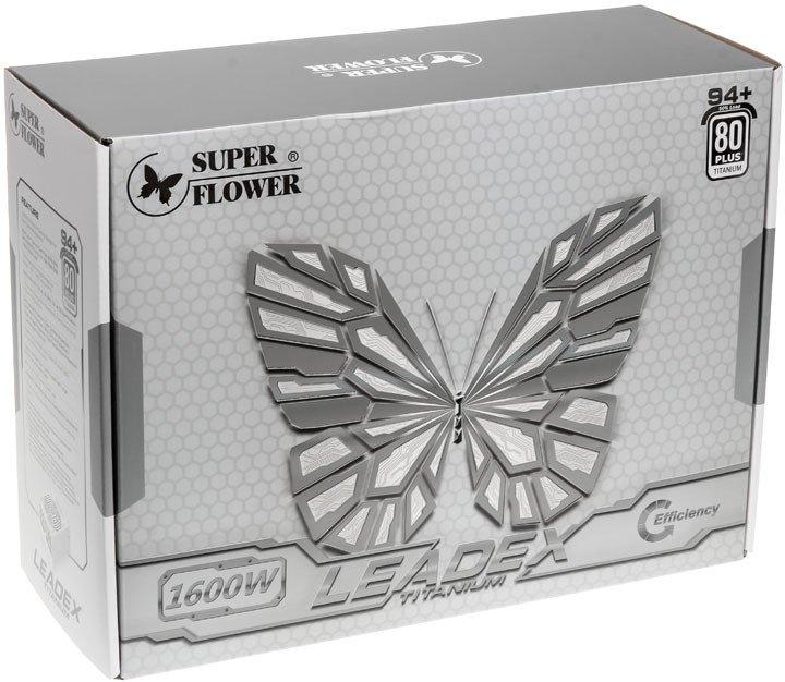 Super Flower 1600W Titanium