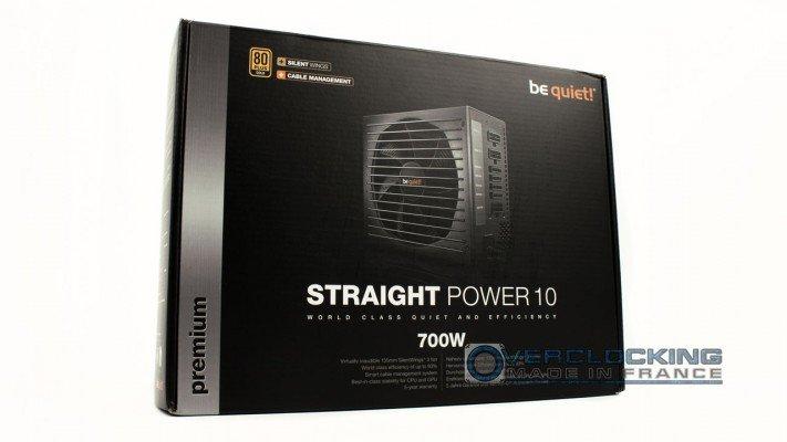 Test Bequiet Straight Power 10 700w 1