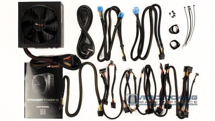Test Bequiet Straight Power 10 700w 3
