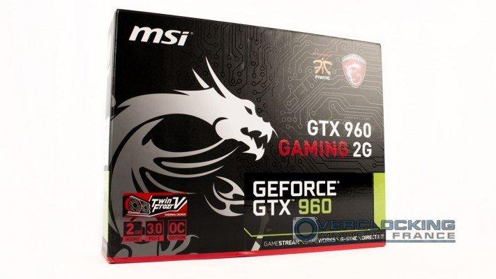 Test MSI GTX 960 Gaming 2G 1