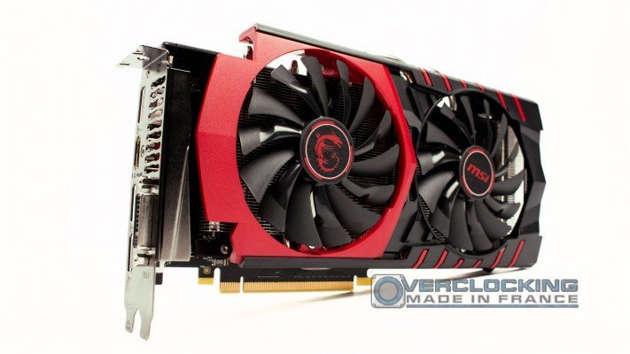 Test MSI GTX 960 Gaming 2G 7