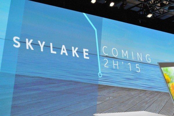 skylake coming