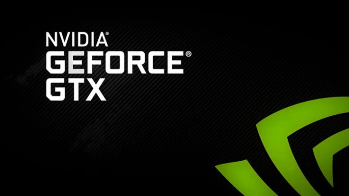 nVidia GeForce GTX Logo cover