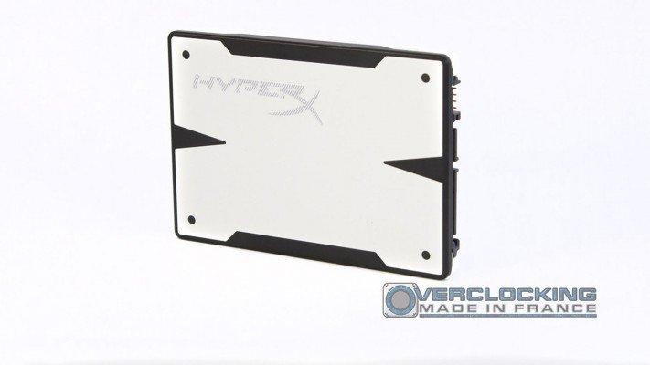 test RAID 0 Kingston HyperX 3K White Edition 240 Go 3