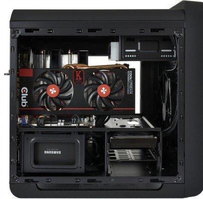SilentiumPC Alea M50 Pure Black