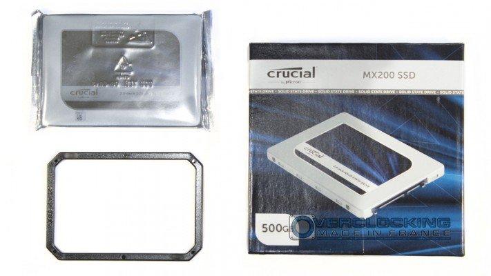 OMF Crucial MX200 500Go 1
