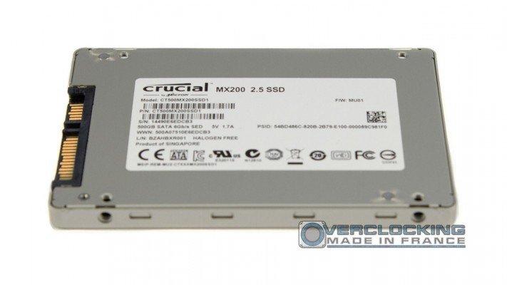 OMF Crucial MX200 500Go 3