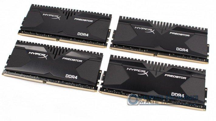 Test DDR4 Kingtson 3000 mhz 32go HX430C15PBK432  5