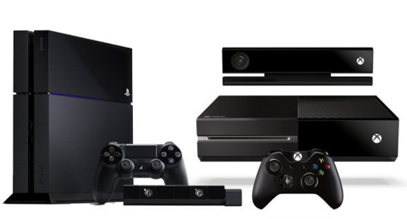 consoles PS4 XBox One