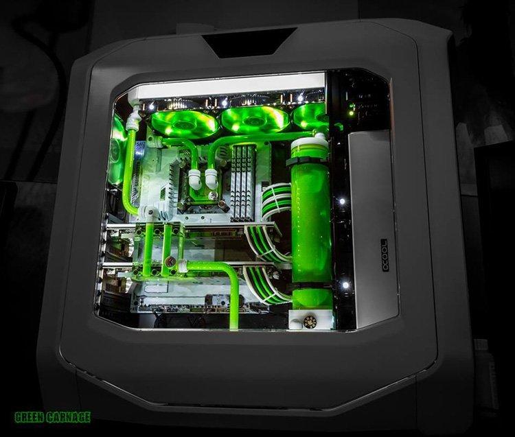 Green Carnage 2
