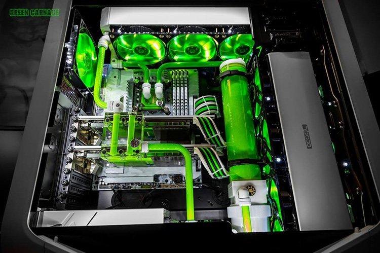 Green Carnage 3