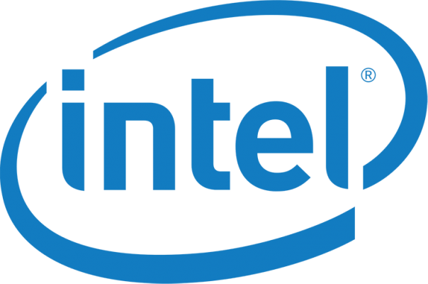 Intel Logo - 15.60
