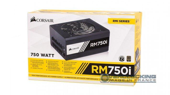 Corsair RM750I 1