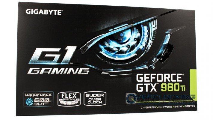 Gigabyte GTX 980Ti G1 Gaming 1