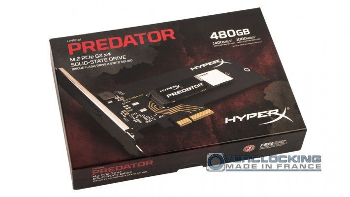 Kingston HyperX Predator PCIE SSD M2 480go (1)