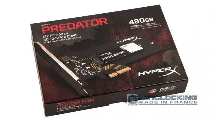 Kingston HyperX Predator PCIE SSD M2 480go (1)