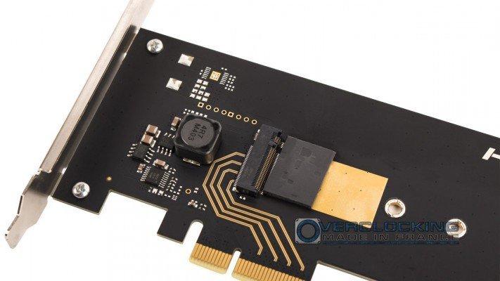 Kingston HyperX Predator PCIE SSD M2 480go (2)