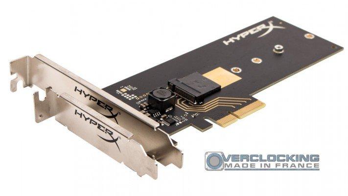 Kingston HyperX Predator PCIE SSD M2 480go (3)