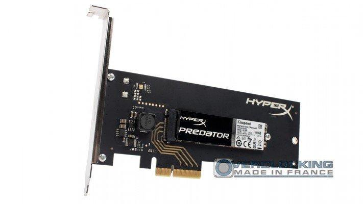 Kingston HyperX Predator PCIE SSD M2 480go (4)