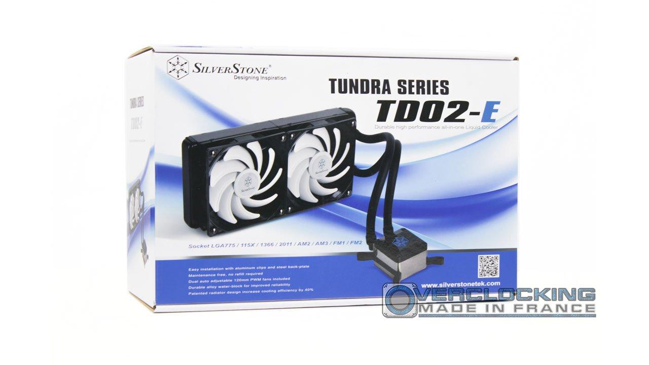 Silverstone Tundra TD02-E boîte 1