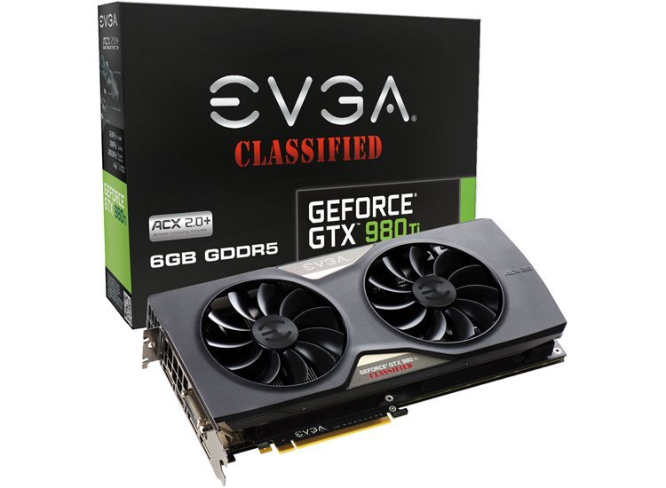 GTX 980 Ti Classified ACX 2.0+ 4