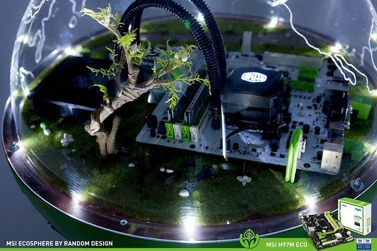 MSI Ecosphere 3