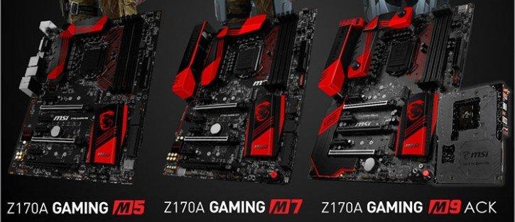 MSI S170A Gaming M