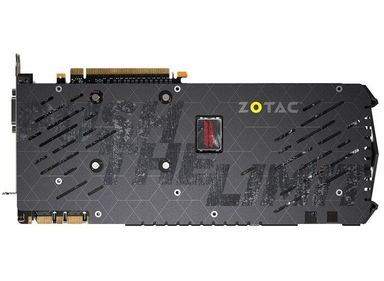 Zotac GTX 980 Ti AMP! Extreme 3