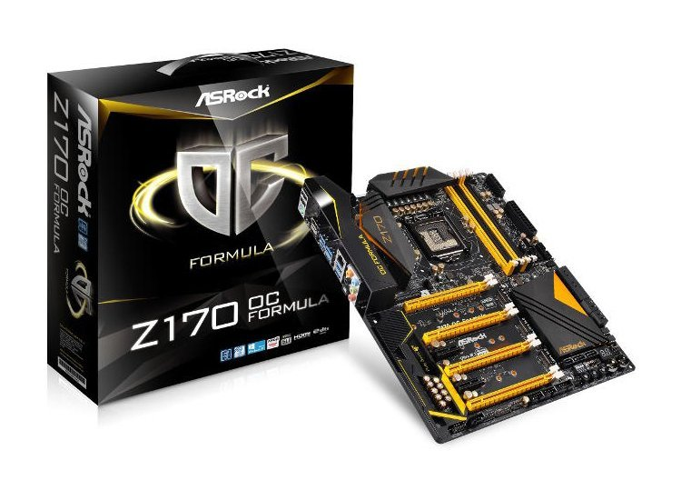 ASRock Z170 O.C Formula