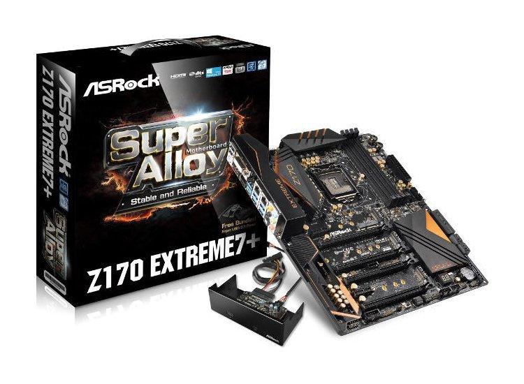 ASRock Z170 extreme 7+